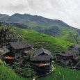 桂北の山村