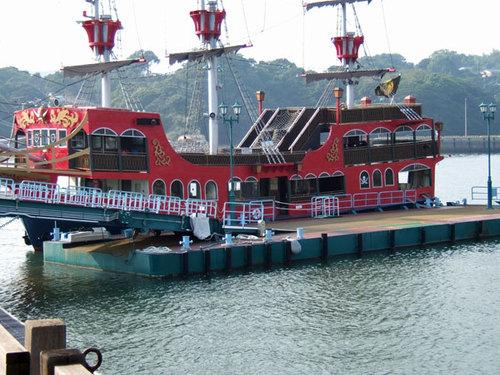 九十九島遊覧船 パールクィーン