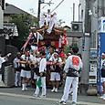 五社神社大祭風景