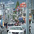 五社神社大祭の風景