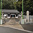 五社神社参道