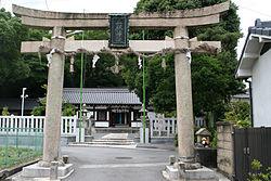 五社神社(池田)
