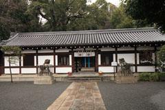 五社神社境内