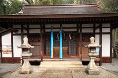 五社神社本殿
