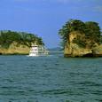 日本三景 松島湾 夫婦岩