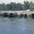 村から村への交通連絡船